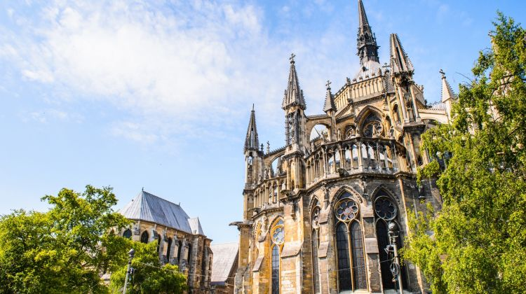 Visit of Reims and Champagne Tasting Day Trip