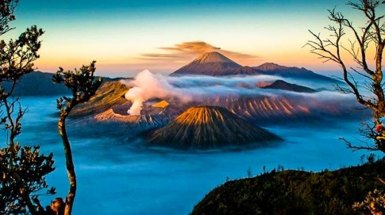 Volcanoes and blue fires of Bali 4D/3N