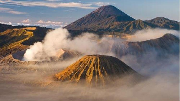 Volcanoes of East Java