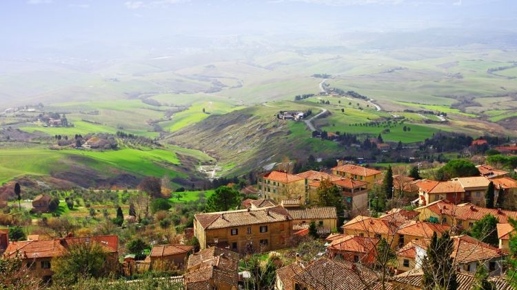 Volterra and San Gimignano Tour From Florence