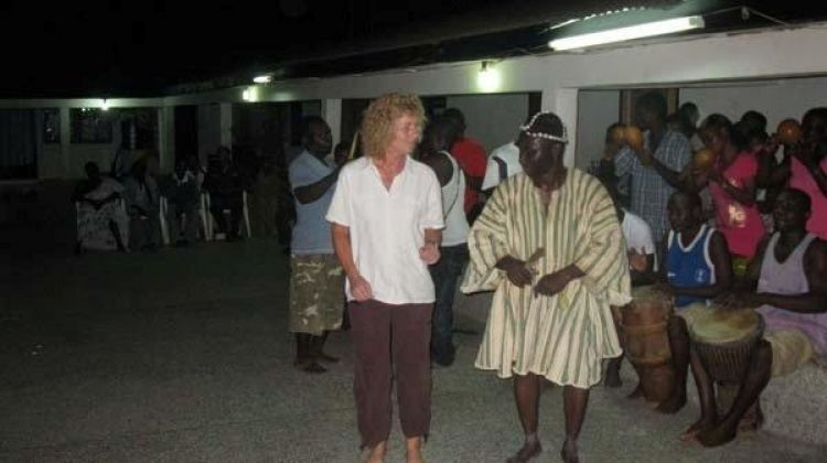Voodoo Discoveries in Kumasi