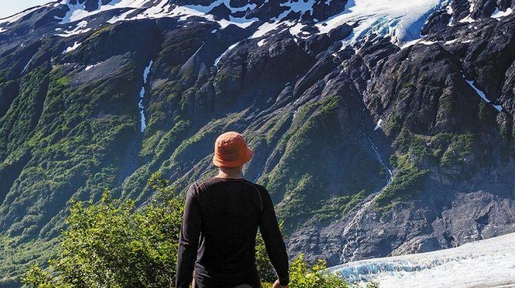 Walk Alaska's Kenai Peninsula