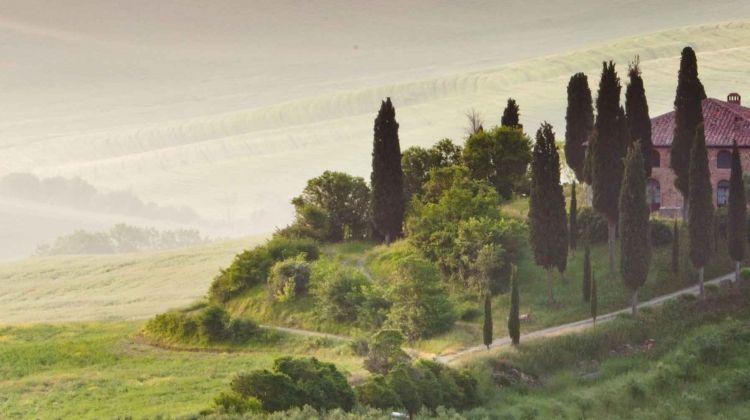 Walking in Italy: Tuscany