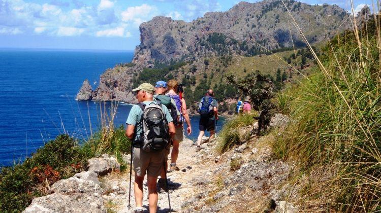 Walking in Mallorca