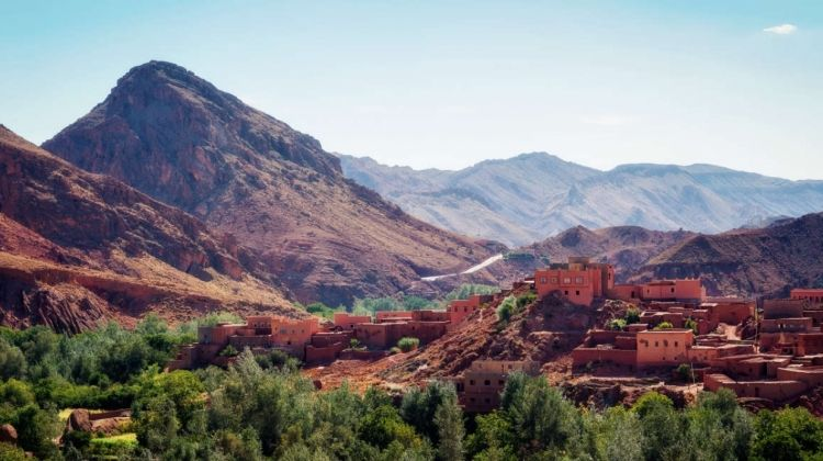 Walking in Morocco - Atlas to Atlantic