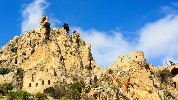 Walking in North Cyprus
