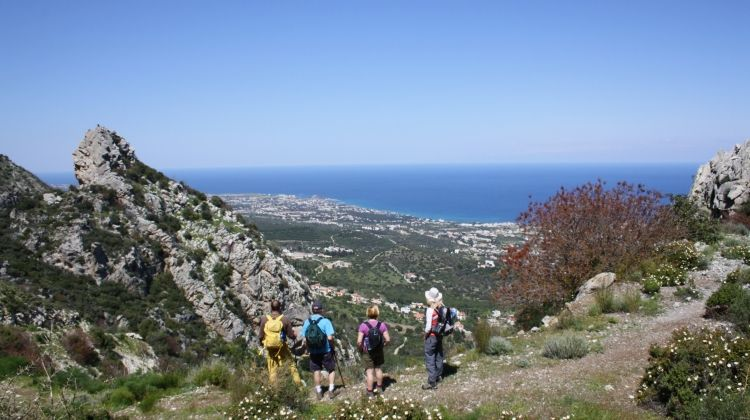 Walking in North Cyprus