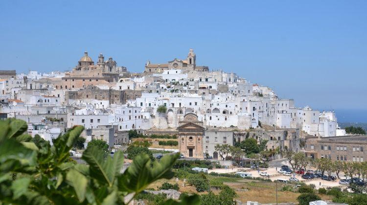 Walking in Puglia & Matera