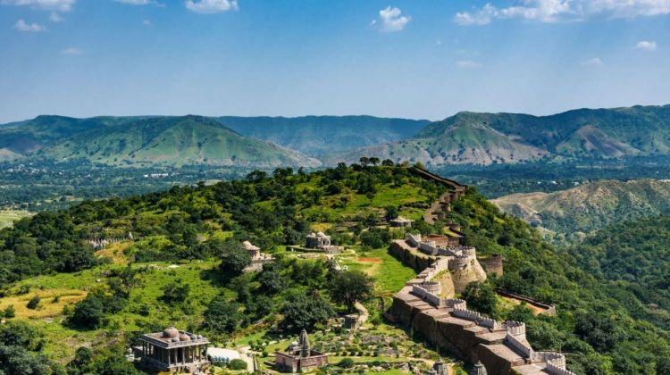 Walking in Rajasthan