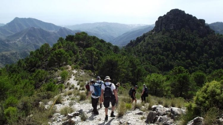 Walking in Spain - White Villages of Andalucia