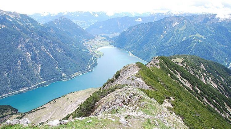 Walking in the Austrian Tyrol