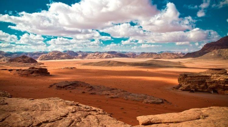 Walking Jordan's Spice Trails