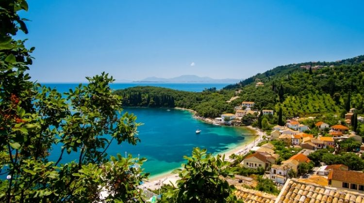 Walking the Corfu Trail (South)