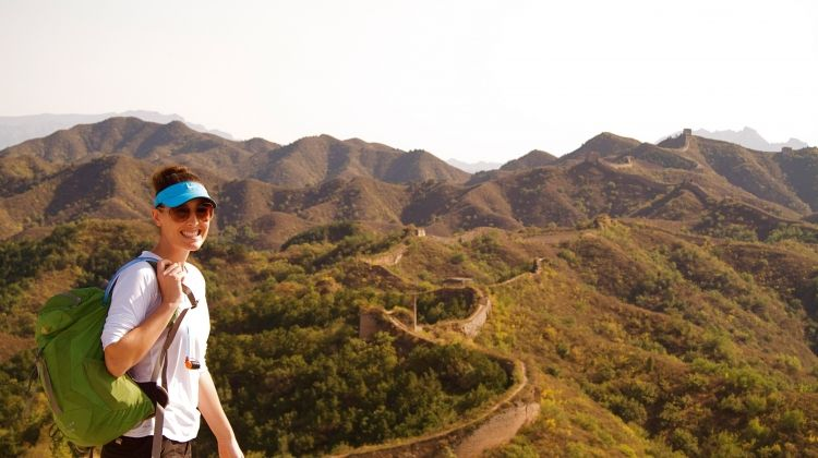 Walking the Great Wall