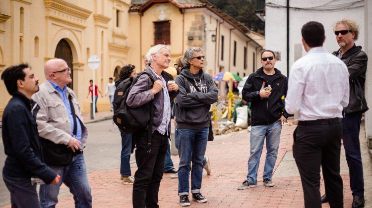 Walking tour in Candelaria