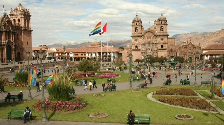 Walking Tour of Cusco
