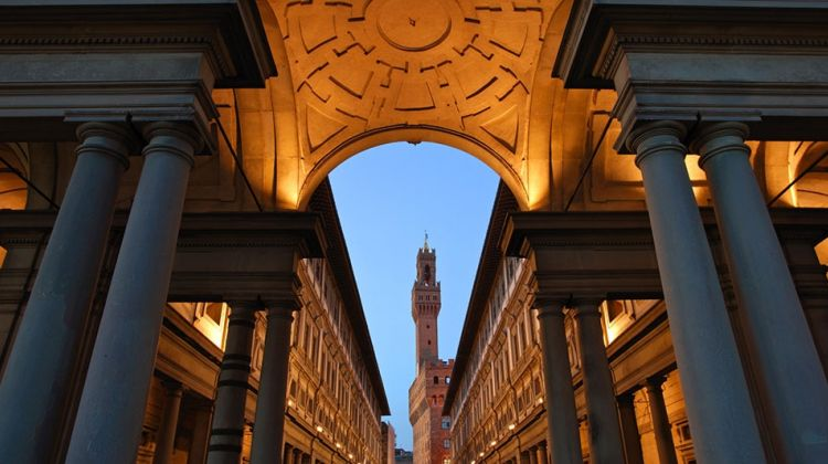Walking Tour of Florence and Uffizi Gallery