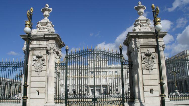 Walking Tour of Hapsburgs Madrid & Royal Palace