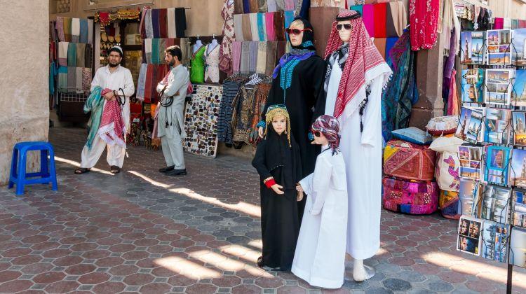 Walking Tour of the Bastakiyas Heritage Gold, Spice Souks
