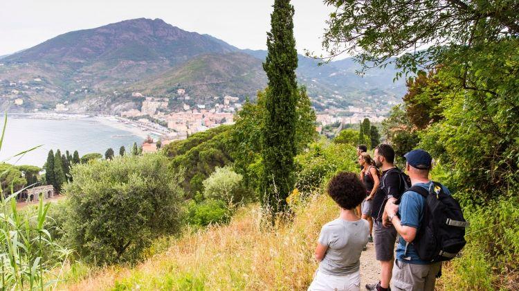 Walks of the Cinque Terre and Portofino