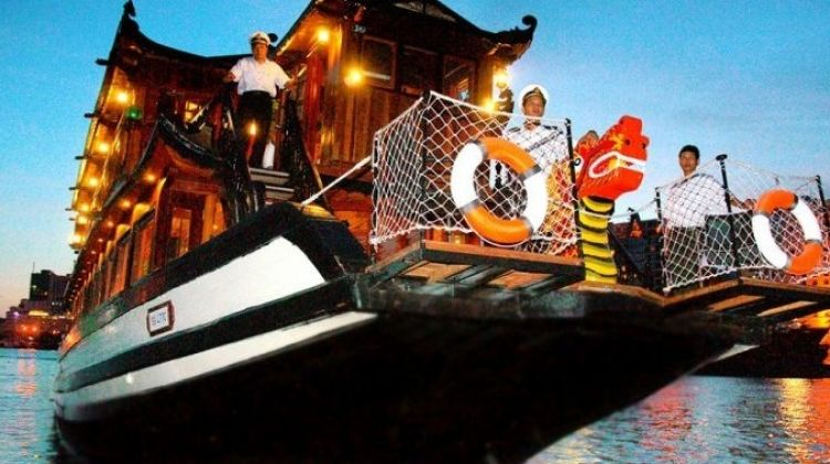 Water-Puppet Show & Dinner Cruise