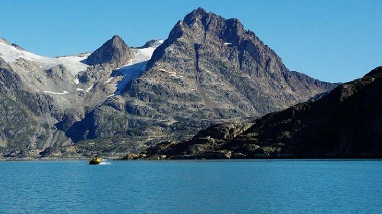 West Greenland: Disko Bay