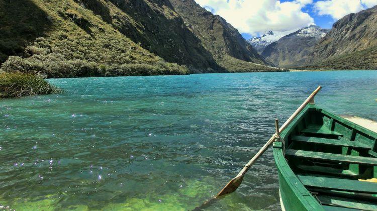 White Cordillera