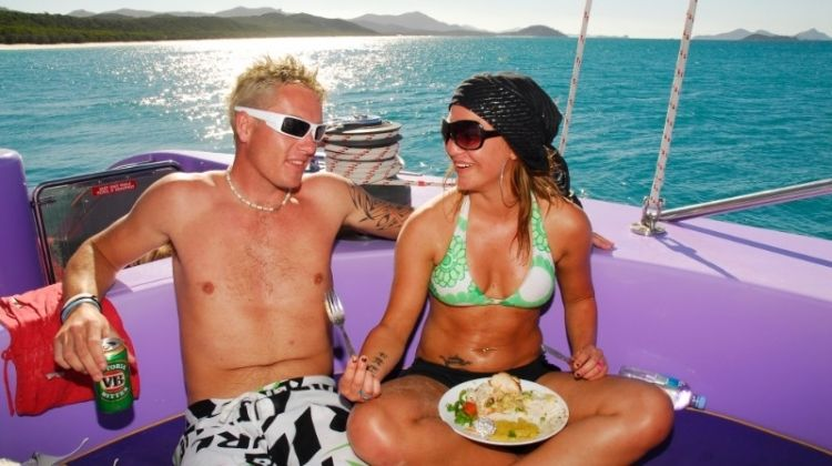 Whitsundays Sailing Adventure 3D/2N