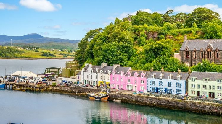 Wild Scotland & the Hebrideans
