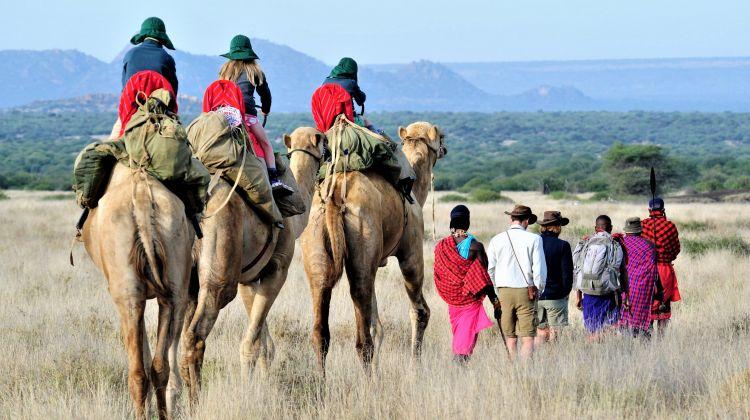 Wildlife Safari and Kenyan Communities