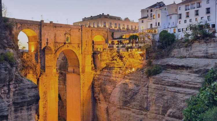 Winery Tour With Tapas In Ronda
