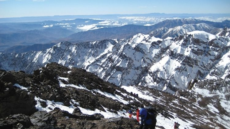 Winter Toubkal Trek