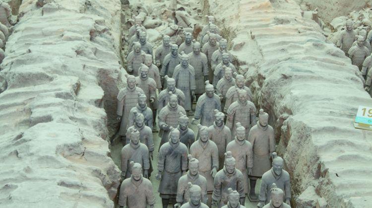 Xi'an Layover Tour of Terracotta Warriors