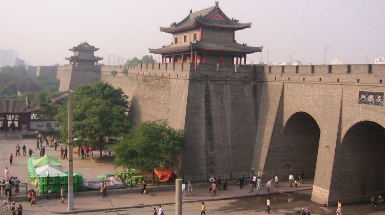 Xian ancient capital walking tour