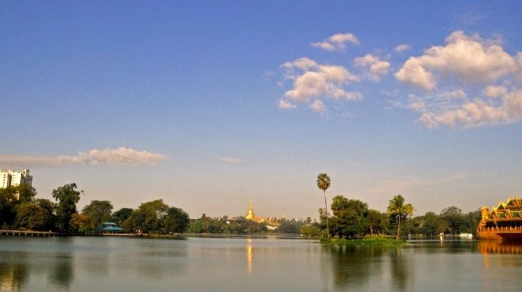 Yangon Culture and Pagodas
