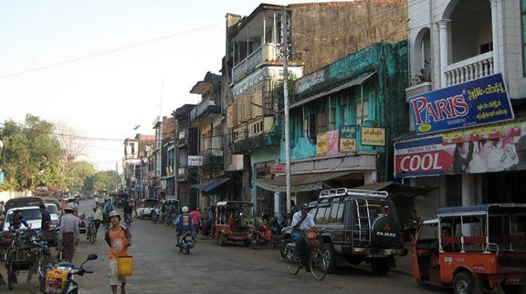 Yangon to Bangkok