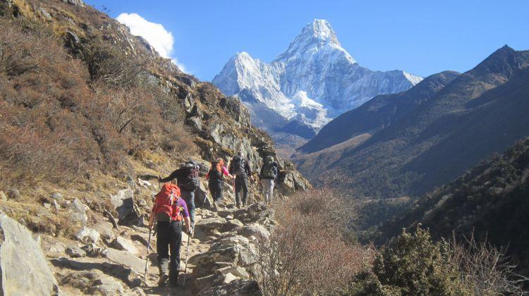 Yeti Trail: Kongde Trek
