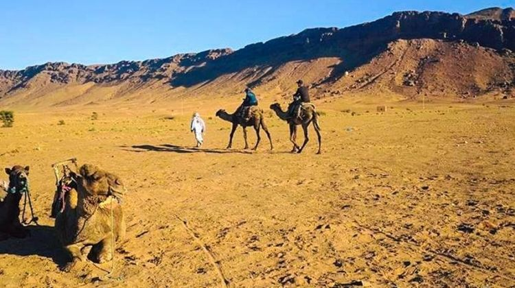 Zagora Desert Camp 2D/1N