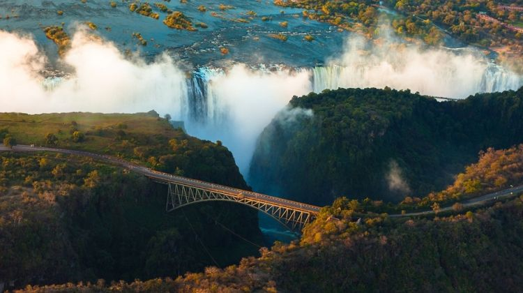 Zambia Honeymoon Tour (Price Per Couple)