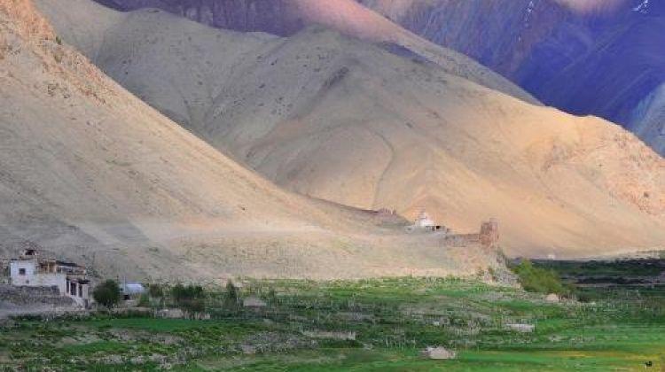 Zanskar to Indus Traverse