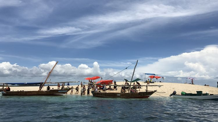 Zanzibar Safari Blue Boat Trip