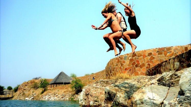 Zanzibar to Cape Town 34 Days