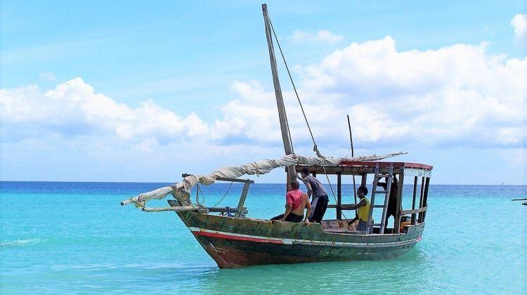 Zanzibar to Cape Town Accommodated 34 Days