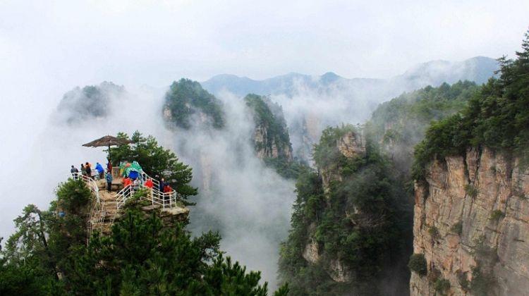 Zhangjiajie Avatar Mountain & Glass Bridge Tour