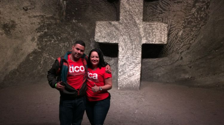 Zipaquirá Salt Cathedral Tour
