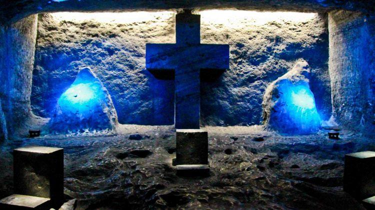 Zipaquirá Salt Cathedral Tour