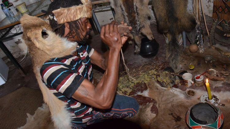 Zulu Cultural Village & Zulu Oracle Tour
