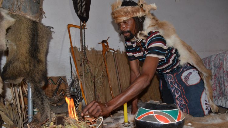 Zulu Oracle & Herbalist Experience Private Tour